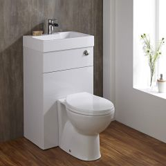Milano Combination Toilet & Basin Unit