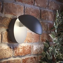 Biard Piombino Adjustable LED Wall Light - Anthracite