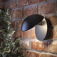 Biard Piombino Adjustable LED Wall Light - Black