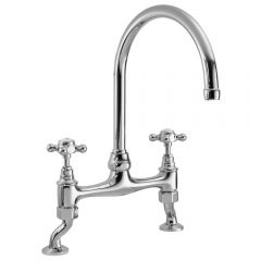 Ultra Bridge Kitchen Sink Mixer Tap