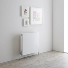 Milano Mono - Double Flat Panel Convector Radiator - 600mm x 600mm