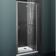 Premier Ella Pivot Shower Door Sizes 760mm - 900mm