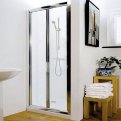 Pacific 1100mm Bi-Fold Shower Door