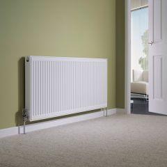 Milano Compact - Single Panel Radiator - 600mm x 1400mm