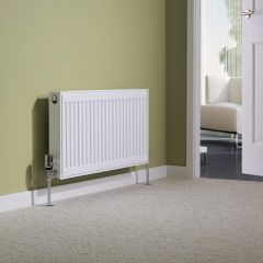 Milano Compact - Double Panel Plus Radiator - 400mm x 800mm