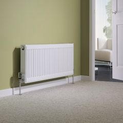 Milano Compact - Double Panel Plus Radiator - 400mm x 1000mm