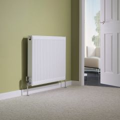 Milano Compact - Double Panel Plus Radiator - 600mm x 800mm