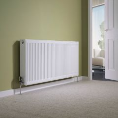 Milano Compact - Double Panel Radiator - 600mm x 1400mm