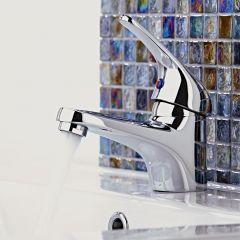 Milano Encore Single Lever Mono Basin Mixer Tap
