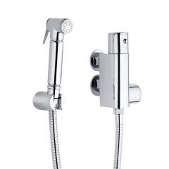 Milano Thermostatic Douche Kit