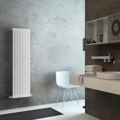Lazzarini Way - Grosseto V - White Designer Radaitor - 1506 x 392mm