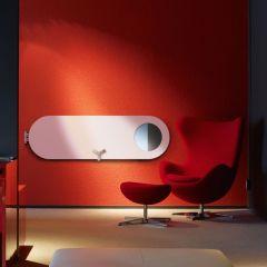 Lazzarini Way - Vulcano Mirror - White