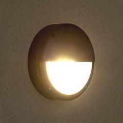 Biard Architect IP54 Eyelid Outdoor Wall Light
