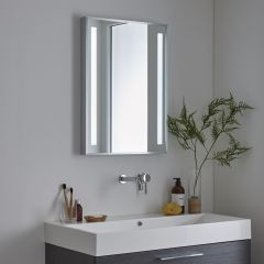 Milano Tagus LED Bathroom Mirror with Demister