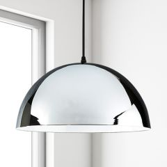 Biard Gracia Chrome Pendant Light