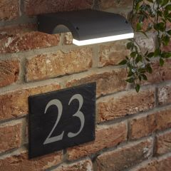 Biard Livada IP54 LED Outdoor Wall Light - Anthracite