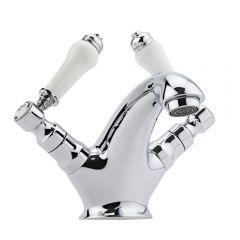 Milano Traditional Lever Mono Basin Mixer Tap