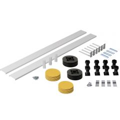 Milano Riser Kit for Rectangular and Square Shower Trays - 1400mm and above