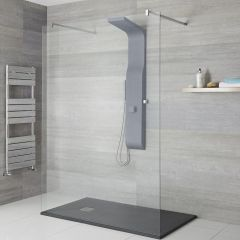 Milano Dalston - Shower Tower - Anthracite