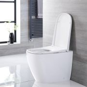 Milano Luxus - Back to Wall Japanese Bidet Toilet