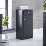 Milano Edgworth - 400mm Traditional Storage Unit - Anthracite
