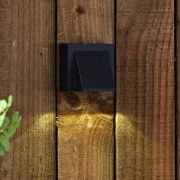 Biard Architect IP54 Up or Down LED Outdoor Wall Light