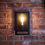 Biard Bonn IP44 Box Outdoor Wall Light