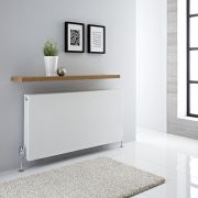 Milano Mono - Double Flat Panel Convector Radiator - 600mm x 1200mm (Type 22)