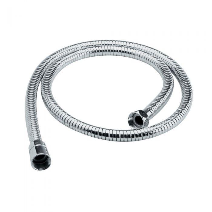 Milano - Flexible 1.75m Shower Hose - Chrome