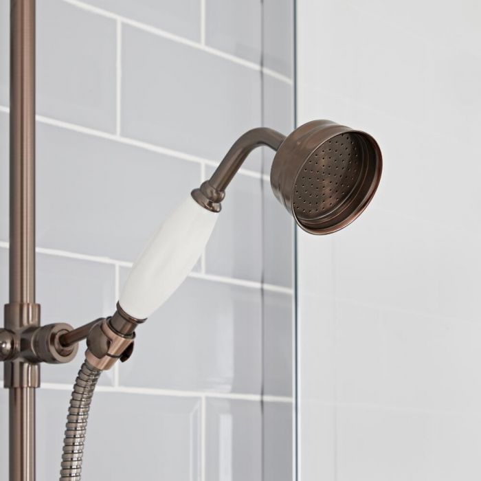 Milano Elizabeth - Traditional Hand Shower - Oil Rubbed Bronze