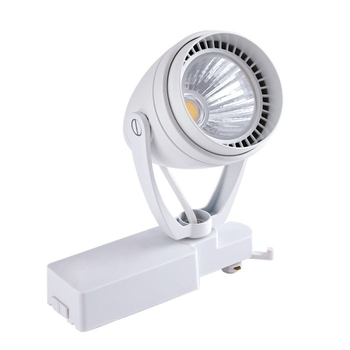 Biard LED 12W Track Light - White