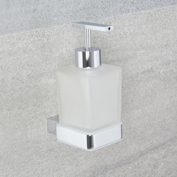 Milano Arvo - Modern Soap Dispenser - Chrome