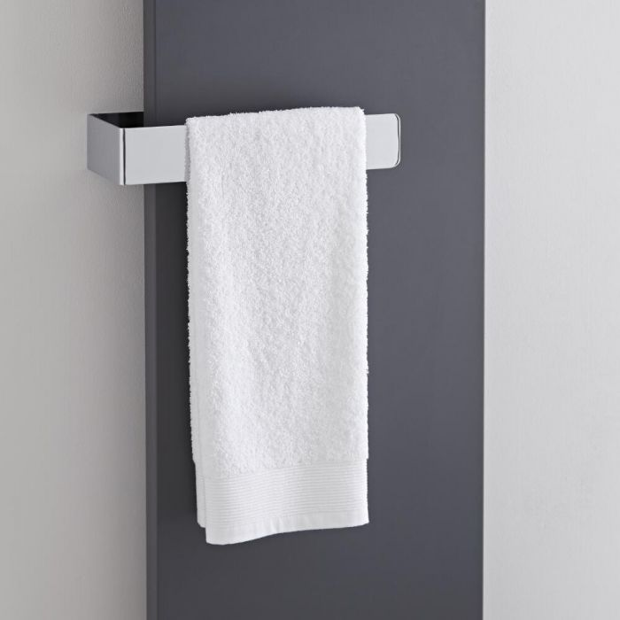 Milano - Wall Mounted Towel Rail - 320mm x 60mm