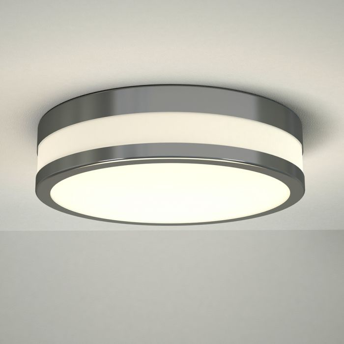 Milano Enns Large LED Bathroom Ceiling Light
