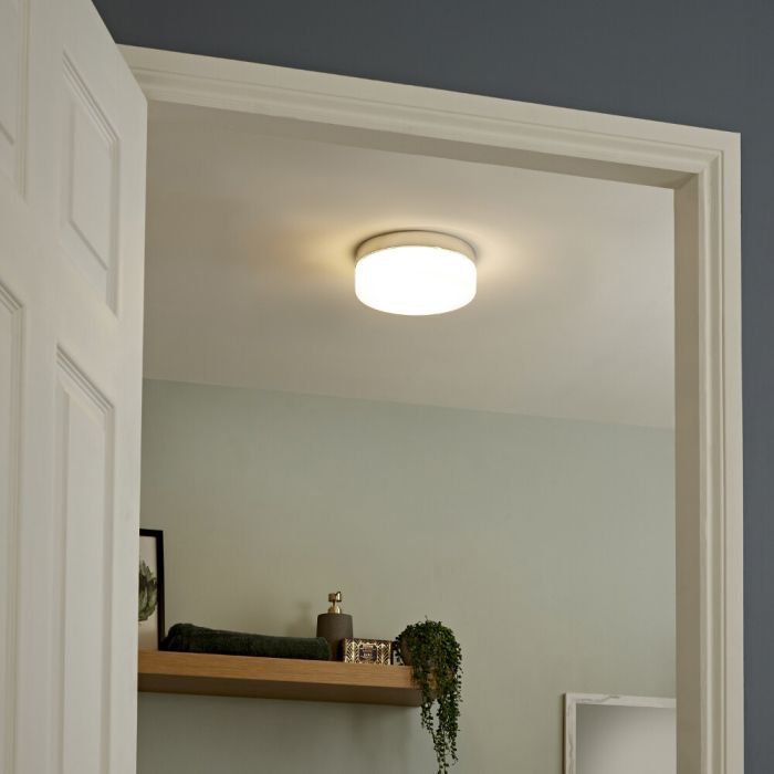 Milano Tama LED Bathroom Ceiling Light