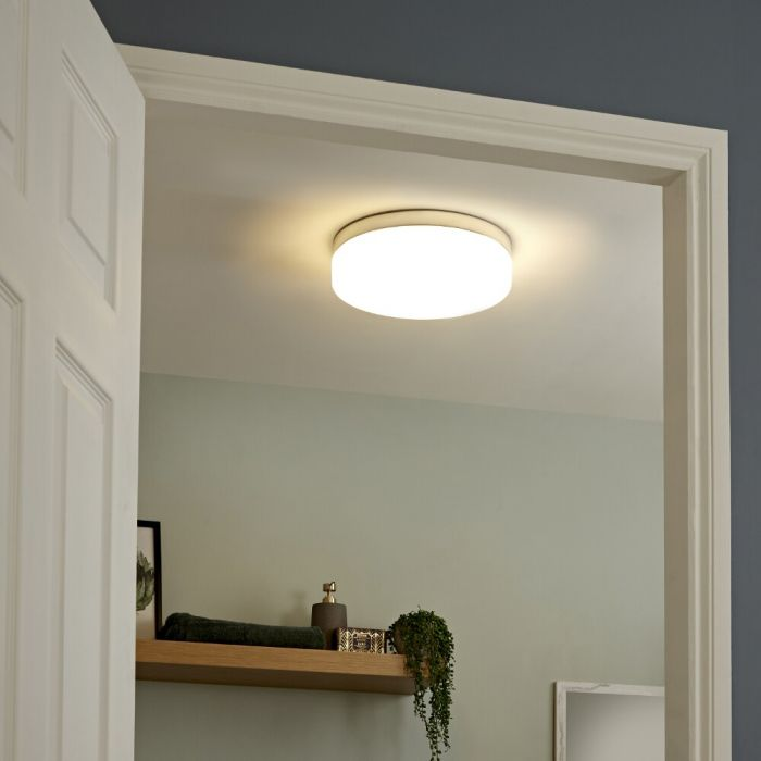 Milano Tama - Large LED Bathroom Ceiling Light