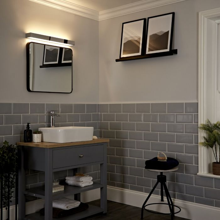 Milano Eamont - Up/Down LED Bathroom Wall Light