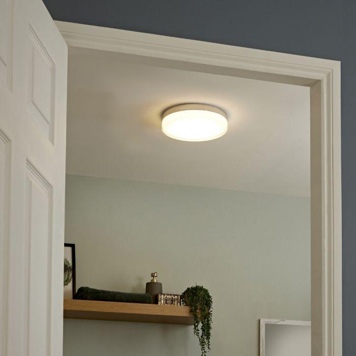 Milano Fischa - LED Bathroom Ceiling Light