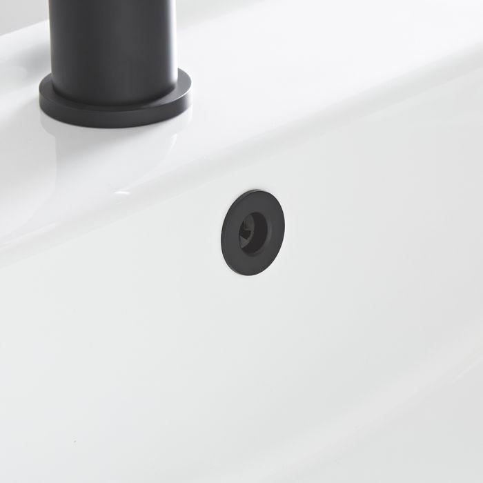Milano - Black Basin Overflow Ring