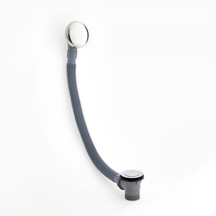 Milano Select - Push Button Bath Waste - Chrome