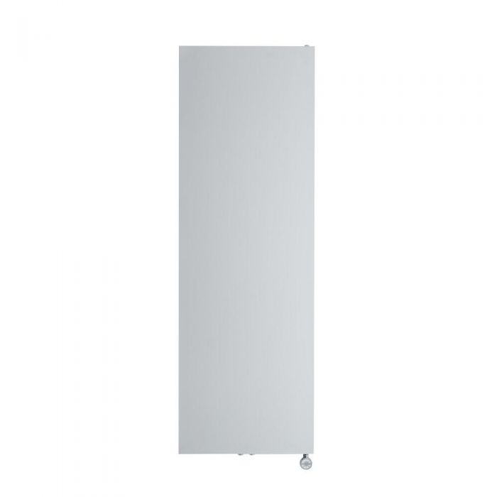 Milano Riso Electric - White Flat Panel Vertical Designer Radiator 1800mm x 600mm