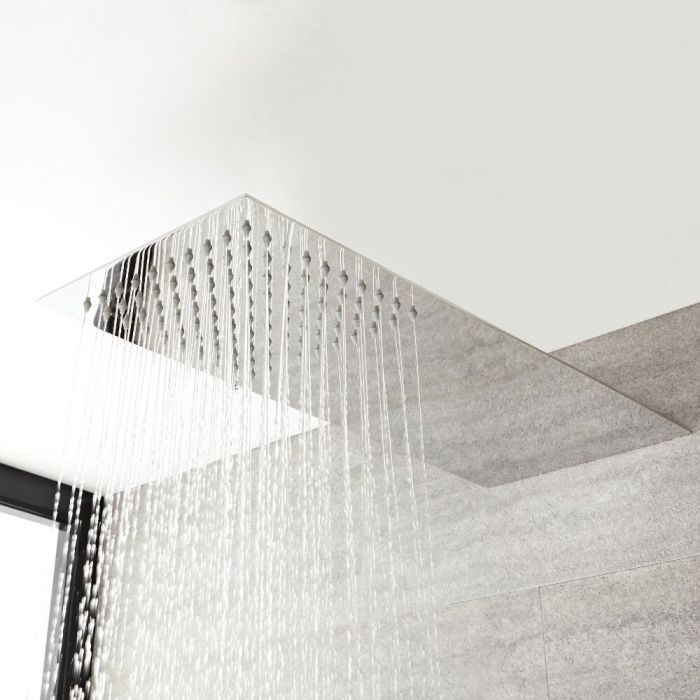 Milano Arvo - Thin Fixed Shower Head