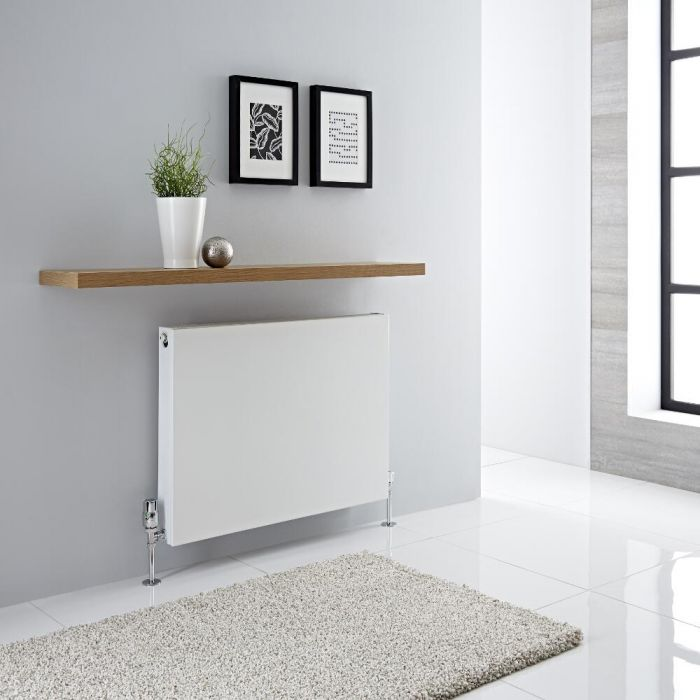 Milano Mono - Double Flat Panel Plus Convector Radiator - 600mm x 800mm (Type 21)