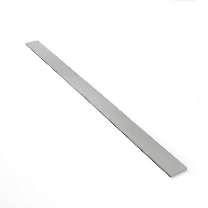 Milano Rasa - 1800mm Shower Tray Side Panel Kit - Light Grey