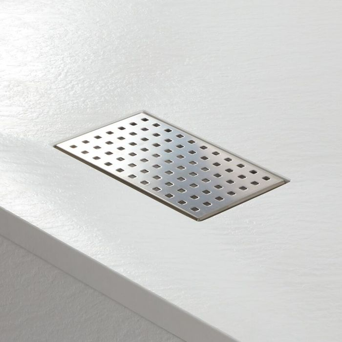 Milano - Stainless Steel Shower Tray Drain Cover