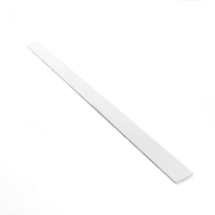 Milano Rasa - 1800mm Shower Tray Side Panel Kit - White