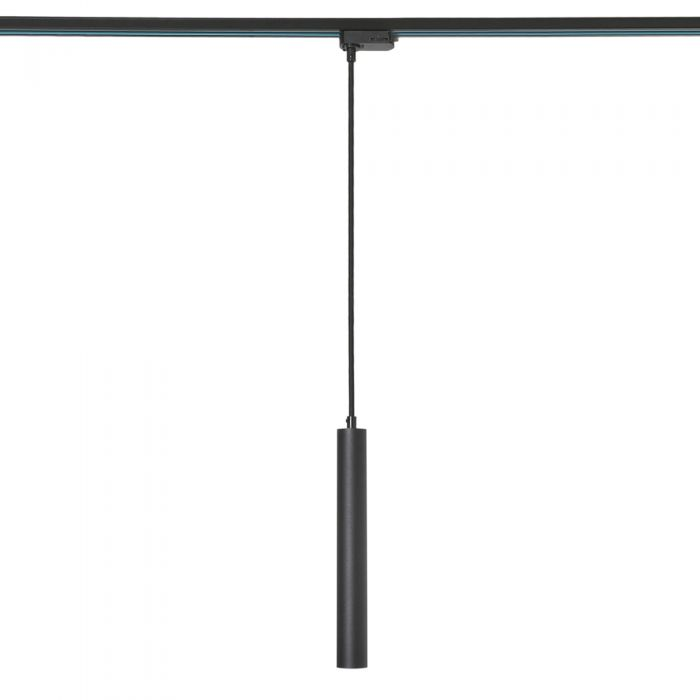 Biard Liv 5W LED Track Light Pendant - Black