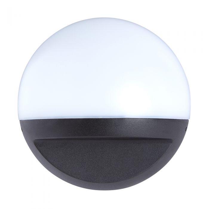 Biard Viana IP54 LED Round Outdoor Wall Light