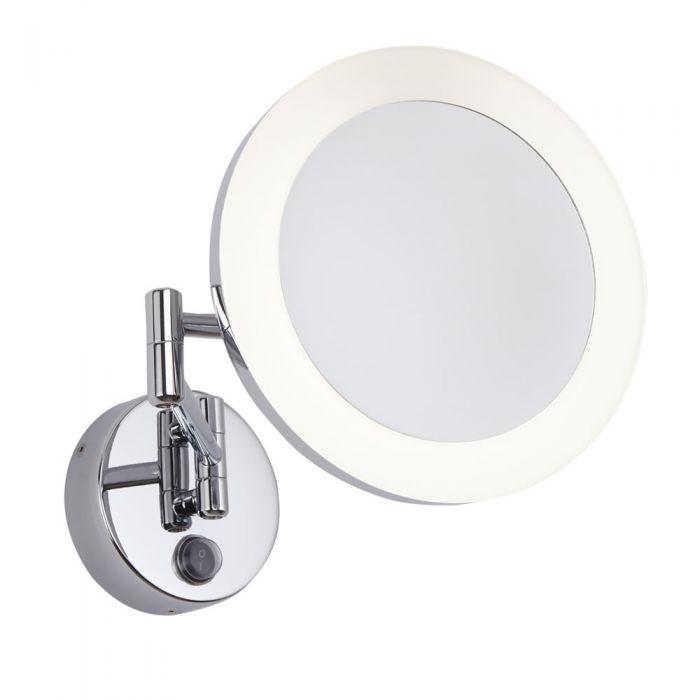 Milano Oirase - LED Shaving Mirror - Round
