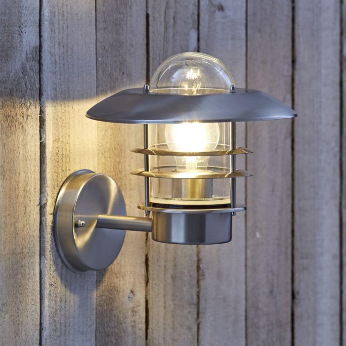 Biard Belfort IP44 Outdoor Wall Light